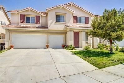 26914 Snow Canyon Circle, Moreno Valley, CA 92555 - MLS#: SW17163790