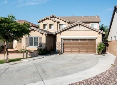 37255 Hydrus Place, Murrieta, CA 92563 - MLS#: SW17164580