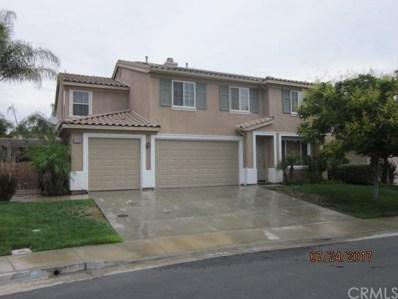 24226 Burlwood Street, Murrieta, CA 92562 - MLS#: SW17167278