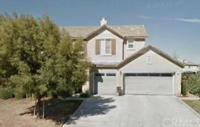 27406 Peppermint Street, Moreno Valley, CA 92555 - MLS#: SW17173224