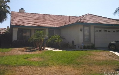 25675 Pacato Road, Moreno Valley, CA 92551 - MLS#: SW17174538