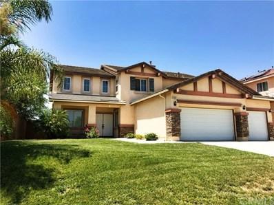 29267 Cinnamon Wood Way, Menifee, CA 92584 - MLS#: SW17181105