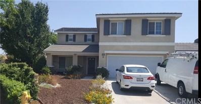 25719 Mountain Glen Circle, Menifee, CA 92585 - MLS#: SW17181389