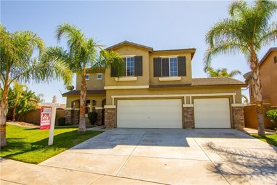 29683 Copper Ridge Road, Menifee, CA 92584 - MLS#: SW17181743
