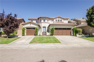 27115 Tube Rose Street, Murrieta, CA 92562 - MLS#: SW17182321