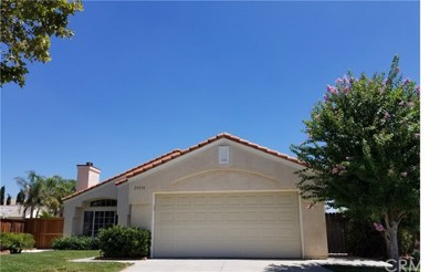 29216 Deer Creek Circle, Menifee, CA 92584 - MLS#: SW17186934