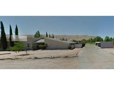 21873 Panoche Road, Apple Valley, CA 92308 - MLS#: SW17188669