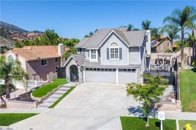 1230 Kraemer Drive, Corona, CA 92882 - MLS#: SW17190310