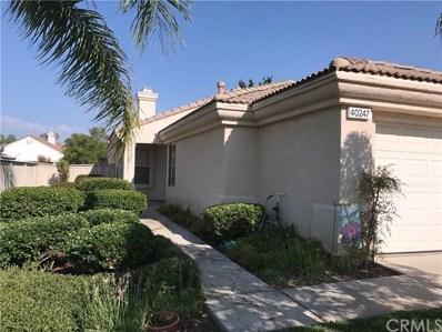 40247 Via Ambiente, Murrieta, CA 92562 - MLS#: SW17200976
