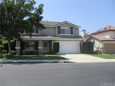 3264 Stargate Drive, Corona, CA 92882 - MLS#: SW17201506