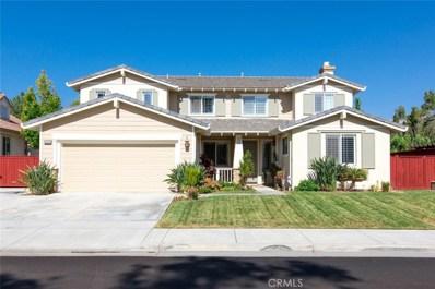 42115 Wyandotte Street, Temecula, CA 92592 - MLS#: SW17203224