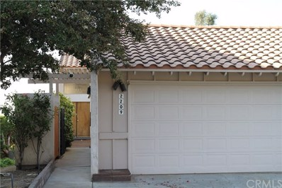 2209 El Capitan Drive, Riverside, CA 92506 - MLS#: SW17211659