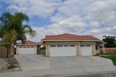 25708 Motte Circle, Menifee, CA 92585 - MLS#: SW17211887