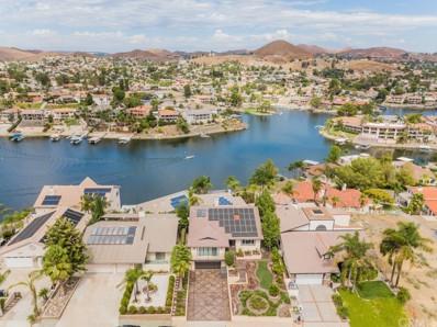 22654 Canyon Lake Drive S, Canyon Lake, CA 92587 - MLS#: SW17212282