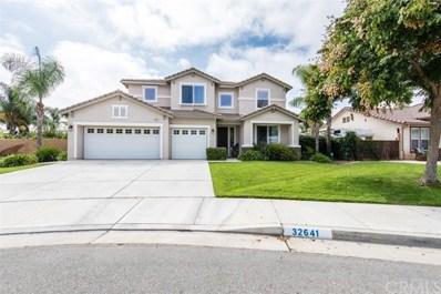 32641 Cullen Court, Winchester, CA 92596 - MLS#: SW17212673