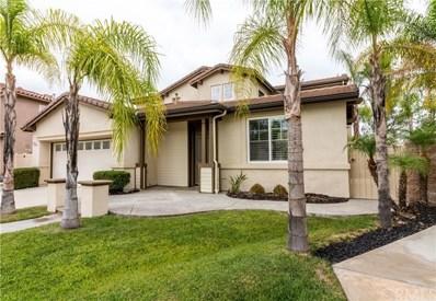 30516 Kentfield Drive, Murrieta, CA 92563 - MLS#: SW17213295