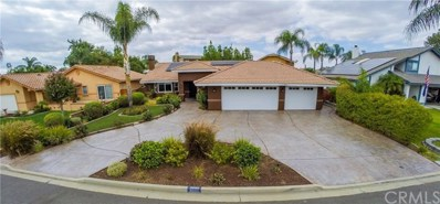 30611 Sparrow Hawk Drive, Canyon Lake, CA 92587 - MLS#: SW17213498