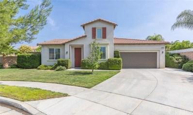 3012 Bridgewater Circle, Hemet, CA 92545 - MLS#: SW17213958