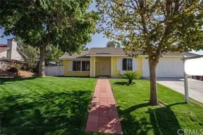 25713 Vespucci Avenue, Moreno Valley, CA 92557 - MLS#: SW17216157