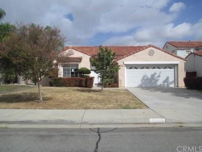25640 Sierra Bello Court, Moreno Valley, CA 92551 - MLS#: SW17220551