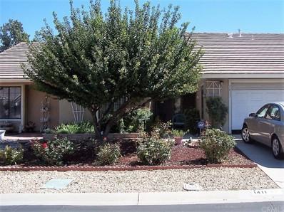1411 Colonial Way, San Jacinto, CA 92583 - MLS#: SW17222345