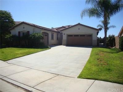 25689 Mesa Edge Court, Menifee, CA 92585 - MLS#: SW17223491