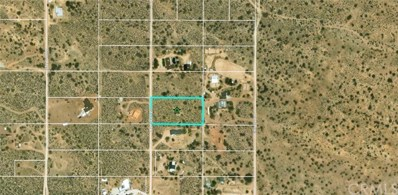 0 Ox Yoke Pass \/ By>, Pioneertown, CA  - MLS#: SW17224669