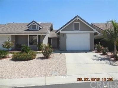 1367 Van Buren Circle, San Jacinto, CA 92583 - MLS#: SW17225024