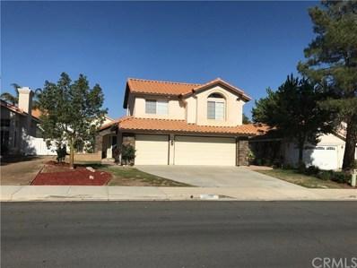 24538 Calle San Vicente, Murrieta, CA 92562 - MLS#: SW17230254