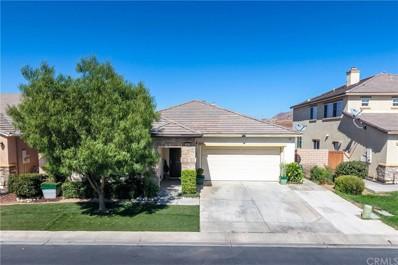 29850 Cottonwood Cove Drive, Menifee, CA 92584 - MLS#: SW17232381