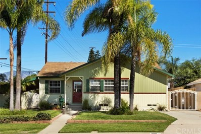 1023 E Eckerman Avenue, West Covina, CA 91790 - MLS#: SW17234095