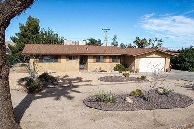 58132 Yucca Trail, Yucca Valley, CA 92284 - MLS#: SW17234489