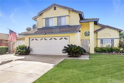25561 Brodiaea Avenue, Moreno Valley, CA 92553 - MLS#: SW17235903