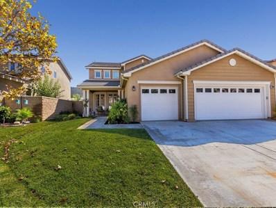 27086 Tube Rose Street, Murrieta, CA 92562 - MLS#: SW17236345