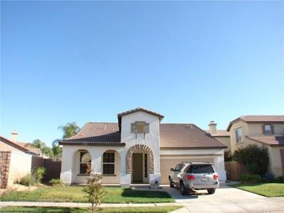 1625 Red Clover Lane, Hemet, CA 92545 - MLS#: SW17236381
