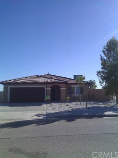 11511 Crest Drive, Adelanto, CA 92301 - MLS#: SW17236888