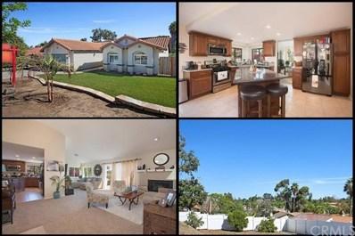 1729 Anza Avenue, Vista, CA 92084 - MLS#: SW17239217