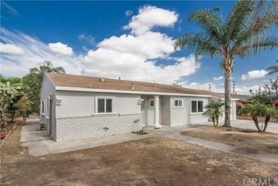 9229 Campbell Avenue, Riverside, CA 92503 - MLS#: SW17240397
