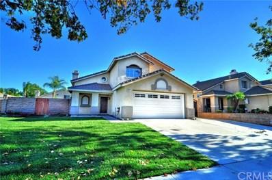 867 Cheyenne Road, Corona, CA 92880 - MLS#: SW17240409