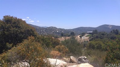 0 Pala Temecula Rd, Valley Center, CA 92082 - MLS#: SW17241368