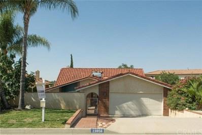 23956 Continental Drive, Canyon Lake, CA 92587 - MLS#: SW17241774