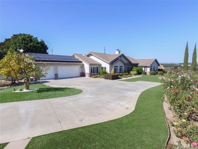 310 White Horse Lane, Fallbrook, CA 92028 - MLS#: SW17241932