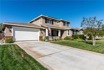 27201 Stowaway Drive, Menifee, CA 92585 - MLS#: SW17242955