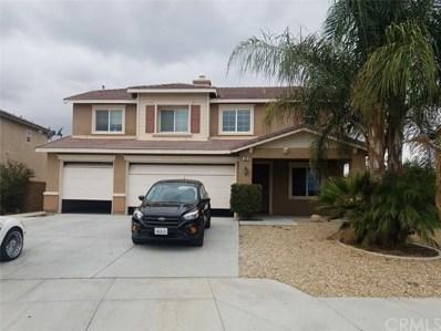 320 Sun Flower Lane, San Jacinto, CA 92582 - MLS#: SW17247948
