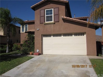 1204 Reisling Drive, Perris, CA 92571 - MLS#: SW17249302