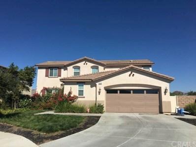 34885 Ryanside Court, Winchester, CA 92596 - MLS#: SW17249852