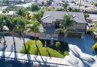 1836 Rogers Way, San Jacinto, CA 92582 - MLS#: SW17250945