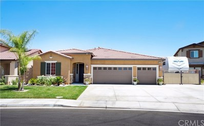 28956 Almondwood Court, Menifee, CA 92584 - MLS#: SW17252665