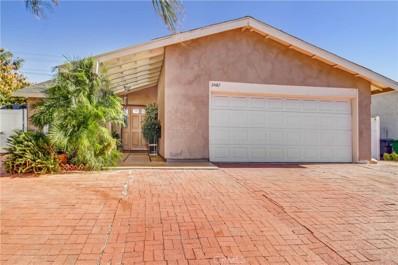 24487 Bostwick Drive, Moreno Valley, CA 92553 - MLS#: SW17253345