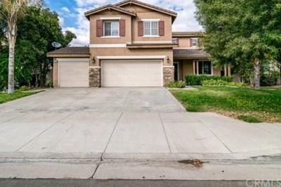 1419 Lynden Trails Drive, San Jacinto, CA 92582 - MLS#: SW17253711